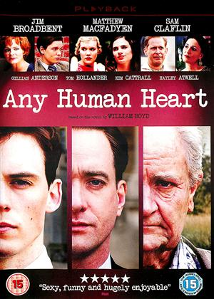 Rent Any Human Heart: Series Online DVD & Blu-ray Rental