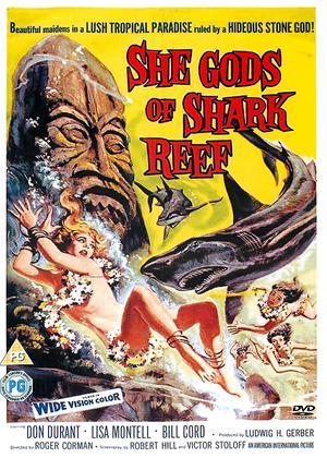 Rent She Gods of Shark Reef Online DVD Rental