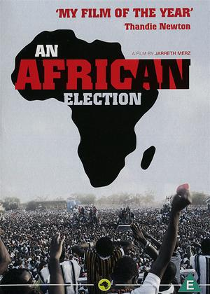 Rent An African Election Online DVD Rental