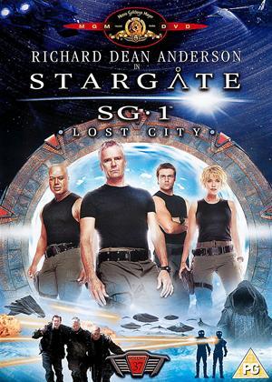Rent Stargate SG-1: Series 7: Vol.37 Online DVD Rental