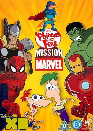 Rent Phineas and Ferb: Mission Marvel Online DVD Rental