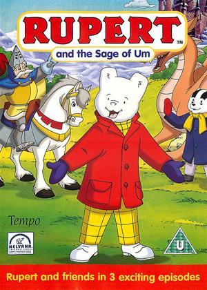 Rent Rupert and the Sage of Um Online DVD Rental