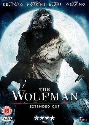 Rent The Wolfman Online DVD Rental