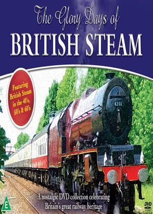 Rent Glory Days of British Steam Online DVD Rental
