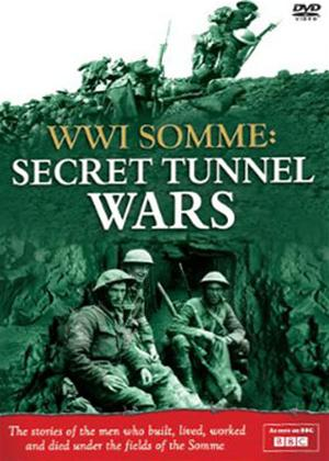 Rent WWI: The Somme: Secret Tunnel Wars Online DVD Rental