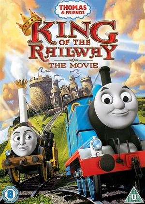 Rent Thomas the Tank Engine and Friends: King of the Railway Online DVD & Blu-ray Rental