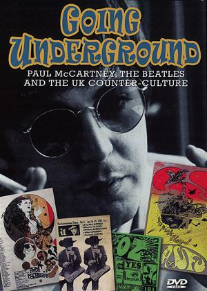 Rent Paul McCartney: Going Underground (aka Paul McCartney, The Beatles and the UK Counter-Culture) Online DVD & Blu-ray Rental