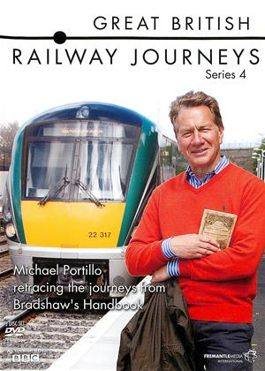 Rent Great British Railway Journeys: Series 4 Online DVD Rental