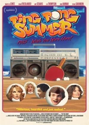 Rent Ping Pong Summer Online DVD Rental