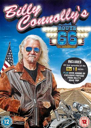 Rent Billy Connolly's Route 66 Online DVD & Blu-ray Rental