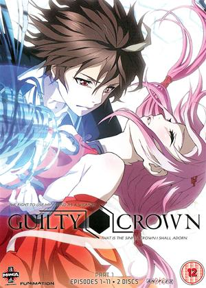 Rent Guilty Crown: Series 1: Part 1 (aka Giruti Kuraun) Online DVD Rental