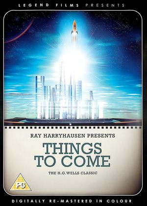 Things to Come Online DVD Rental
