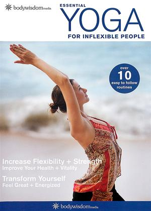 Rent Essential Yoga for Inflexible People Online DVD Rental
