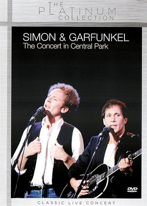 Rent Simon and Garfunkel: The Concert in Central Park Online DVD Rental