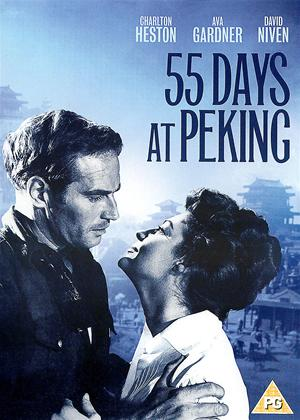 Rent 55 Days at Peking Online DVD Rental