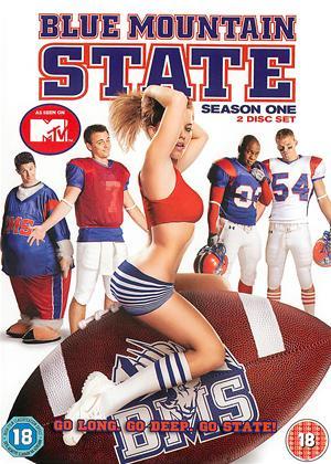 Rent Blue Mountain State: Series 1 Online DVD Rental