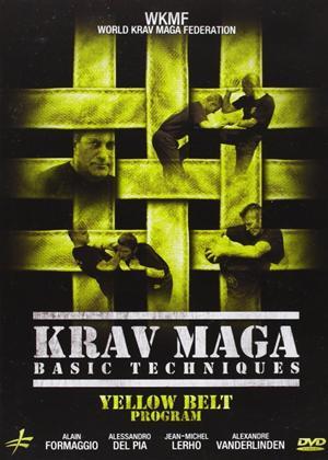 Rent Krav Maga: Basic Techniques: Yellow Belt Online DVD Rental
