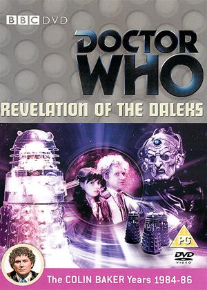 Rent Doctor Who: Revelation of the Daleks Online DVD Rental