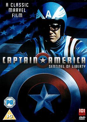 Rent Captain America: Sentinel of Liberty Online DVD Rental