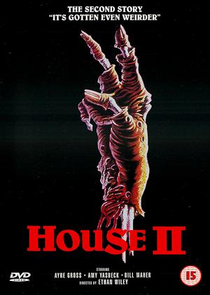 Rent House II (aka House II: The Second Story) Online DVD Rental