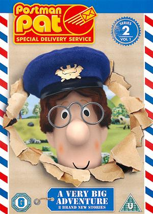 Rent Postman Pat: Special Delivery Service: Series 2: Part 1 Online DVD & Blu-ray Rental