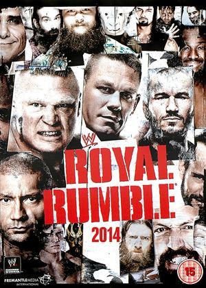 Rent WWE: Royal Rumble 2014 Online DVD & Blu-ray Rental