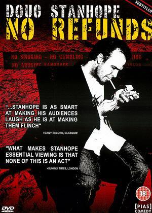 Rent Doug Stanhope: No Refunds Online DVD Rental