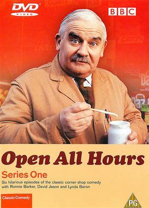 Rent Open All Hours: Series 1 Online DVD Rental