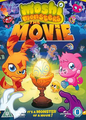 Rent Moshi Monsters: The Movie Online DVD Rental
