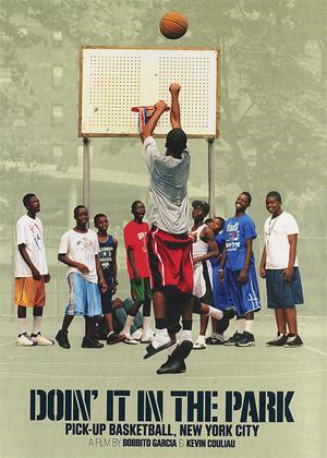 Doin' It in the Park: Pick-Up Basketball, NYC Online DVD Rental
