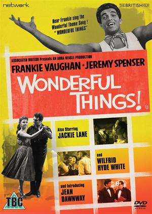 Rent Wonderful Things! Online DVD Rental