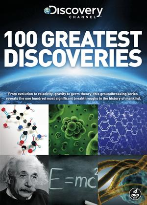 Rent 100 Greatest Discoveries Online DVD Rental