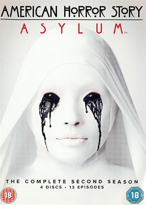 Rent American Horror Story: Series 2 Online DVD Rental