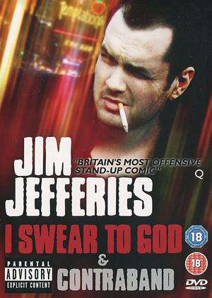 Rent Jim Jefferies: I Swear to God / Contraband Online DVD Rental