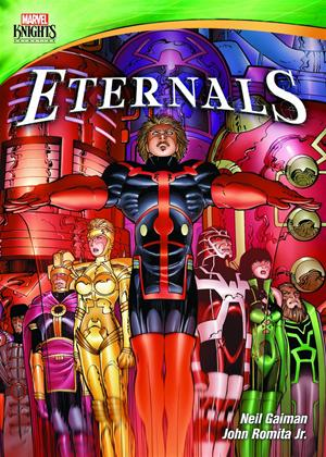 Rent The Eternals Online DVD Rental