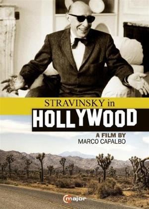 Rent Stravinsky in Hollywood Online DVD Rental