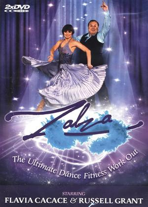 Rent Zalza: The Ultimate Dance Fitness Work Out Online DVD Rental