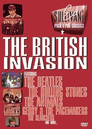 Rent Ed Sullivan's Rock 'N' Roll Classics: The British Invasion Online DVD Rental