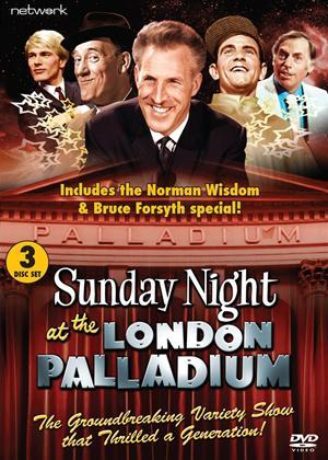 Rent Sunday Night at the London Palladium: Vol.1 Online DVD Rental