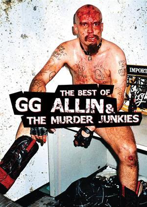 Rent G.G. Allin: GG Allin: Best of GG Allin and the Murder Junkies Online DVD Rental