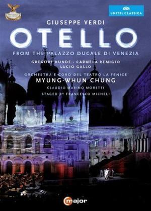 Rent Otello: Palazzo Ducale Di Venezia (Chung) Online DVD Rental