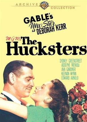 Rent The Hucksters Online DVD Rental
