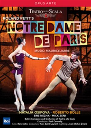 Rent Notre Dame De Paris: Teatro Alla Scala Online DVD Rental