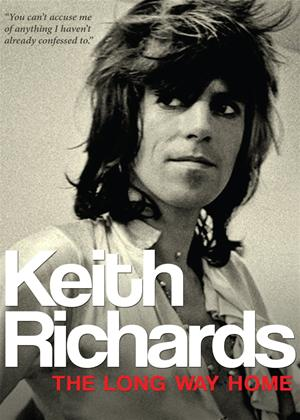 Rent Keith Richards: The Long Way Home Online DVD Rental