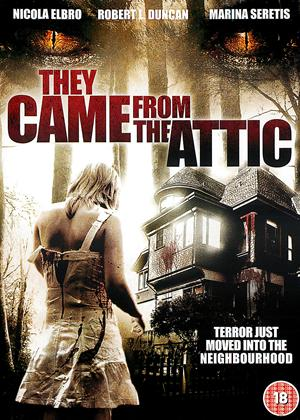 Rent They Came from the Attic Online DVD Rental