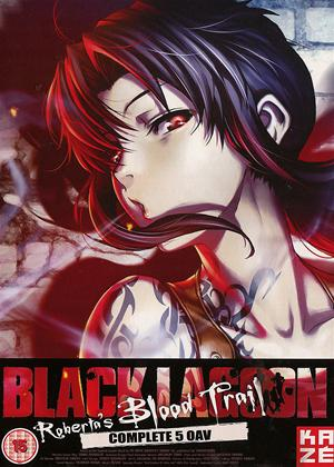 Rent Black Lagoon: Roberta's Blood Trail Online DVD Rental