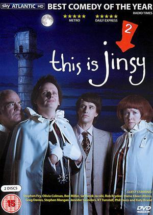 Rent This Is Jinsy: Series 2 Online DVD Rental
