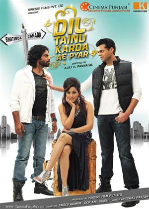 Rent Dil Tainu Karda Ae Pyar Online DVD Rental