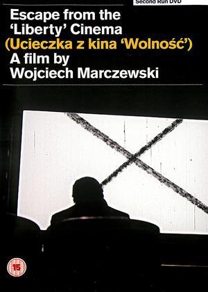 Rent Escape from the 'Liberty' Cinema (aka Ucieczka z kina 'Wolnosc') Online DVD & Blu-ray Rental