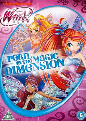 Rent Winx Club: Peril in the Magic Dimension Online DVD Rental